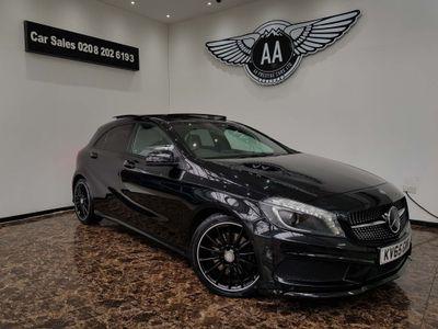 Mercedes-Benz A Class Hatchback 2.1 A220 CDI AMG Night Edition 7G-DCT 5dr