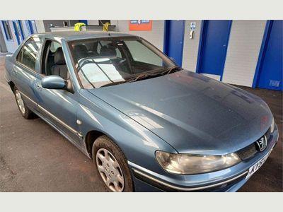 Peugeot 406 Saloon 2.0 HDi LX 4dr