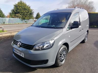 Volkswagen Caddy Panel Van 1.6 S LINE SPORT