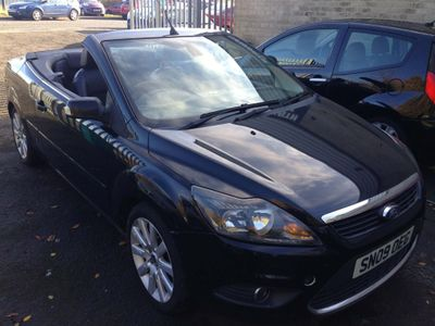 Ford Focus CC Convertible 2.0 TDCi CC-2 2dr