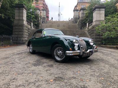 Jaguar XK150 Unlisted