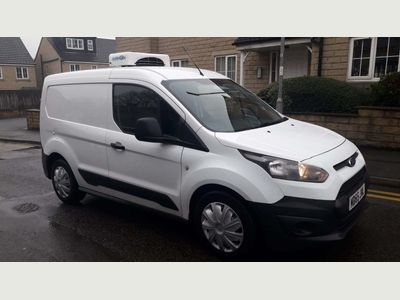 Ford Transit Connect Panel Van 1.6 TDCi 200 Refrigerated Van L1 5dr