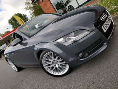 Audi TT Convertible 3.2 TFSI V6 Roadster S Tronic quattro 2dr