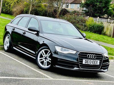 Audi A6 Avant Estate 2.0 TDI S line Multitronic 5dr