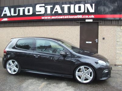 Volkswagen Golf Hatchback 2.0 TSI R 4MOTION 3dr