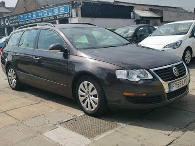 Volkswagen Passat Estate 2.0 TDI BlueMotion 2 5dr