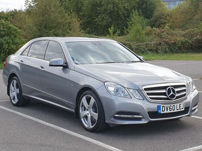 MERCEDES-BENZ E CLASS Saloon 3.0 E350 CDI BlueEFFICIENCY Avantgarde 4dr