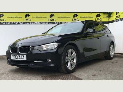 BMW 3 Series Estate 2.0 320d BluePerformance Sport Touring (s/s) 5dr