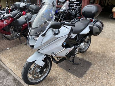 BMW F800GT Sports Tourer GT SE ABS