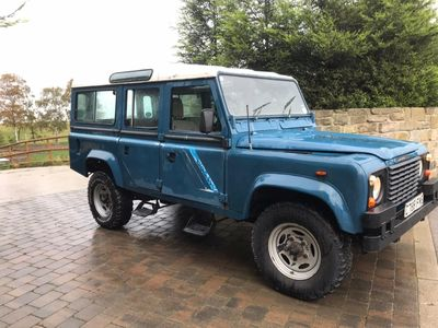 Land Rover Defender 110 SUV 2.5 D County 4X4 5dr