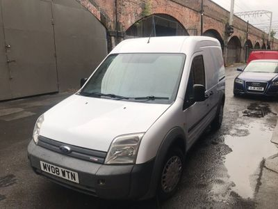 FORD TRANSIT CONNECT Panel Van 1.8 TDCi T230 LWB L High Roof 4dr