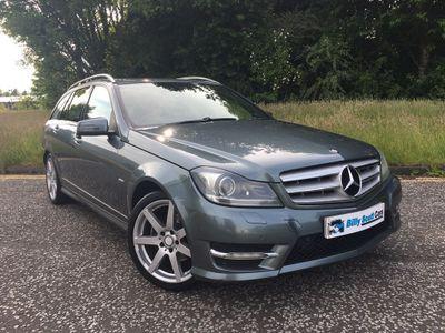 Mercedes-Benz C Class Estate 1.8 C180 BlueEFFICIENCY Sport G-Tronic 5dr