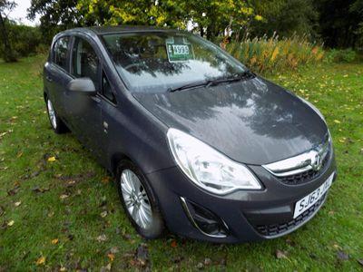 Vauxhall Corsa Hatchback 1.2 16V SE 5dr (A/C)
