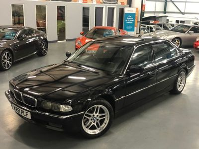 BMW 7 Series Saloon 5.4 750i L 4dr