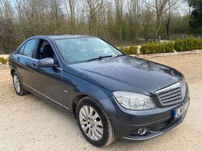 Mercedes-Benz C Class Saloon 1.6 C180 BlueEFFICIENCY Kompressor Elegance 4dr