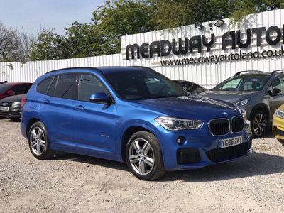 BMW X1 SUV 2.0 18d M Sport sDrive (s/s) 5dr