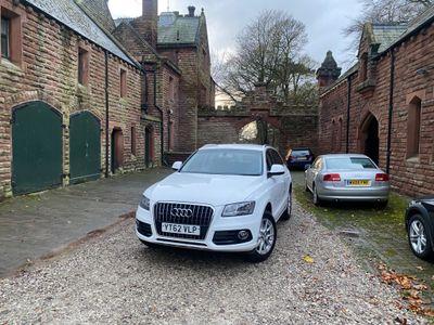 Audi Q5 SUV 2.0 TDI SE quattro (s/s) 5dr