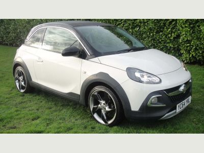 Vauxhall ADAM Hatchback 1.4 16v ROCKS AIR 3dr