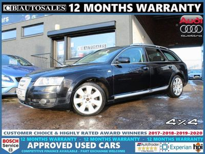 Audi A6 Allroad Estate 3.0 TDI Estate 5dr Diesel Automatic quattro (232 g/km, 230 bhp)