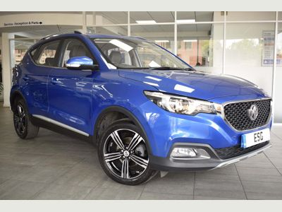 MG ZS SUV 1.0 T-GDI Exclusive Auto 5dr