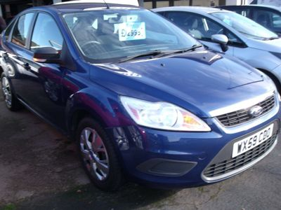 Ford Focus Hatchback 1.6 TDCi Studio 5dr