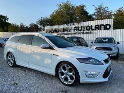 Ford Mondeo Estate 2.2 TDCi Titanium X Sport 5dr