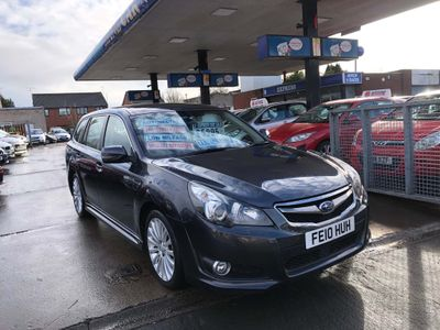 Subaru Legacy Estate 2.5 i SE Sports Tourer Lineartronic 5dr