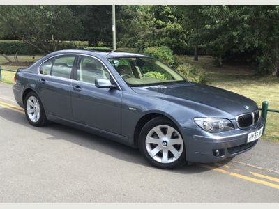 BMW 7 Series Saloon 5.0 750i 4dr