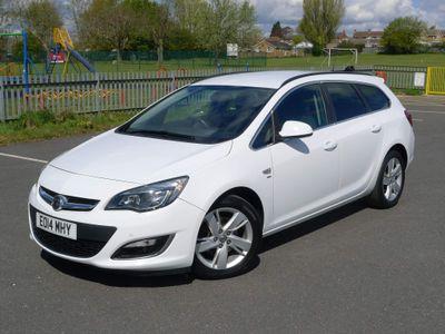 Vauxhall Astra Estate 2.0 CDTi 16v SRi 5dr