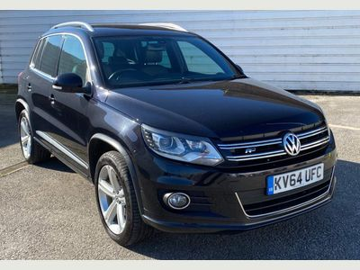 Volkswagen Tiguan SUV 2.0 TDI BlueMotion Tech R-Line 4MOTION (s/s) 5dr