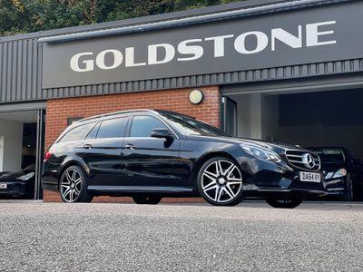 Mercedes-Benz E Class Estate 2.1 E220 CDI BlueTEC AMG Line (Premium Plus) 7G-Tronic Plus 5dr