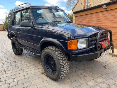 Land Rover Discovery SUV 3.9 i V8 GS 5dr