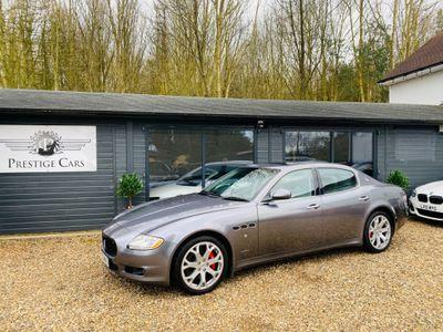 Maserati Quattroporte Saloon 4.7 S 4dr