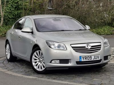 Vauxhall Insignia Hatchback 2.0 i 16v Turbo Elite 5dr