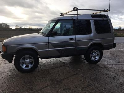Land Rover Discovery SUV 2.5 TDi 3dr