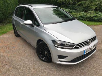 Volkswagen Golf SV MPV 1.4 TSI BlueMotion Tech SE (s/s) 5dr