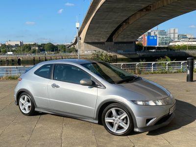 Honda Civic Hatchback 1.8 i-VTEC Type S 3dr