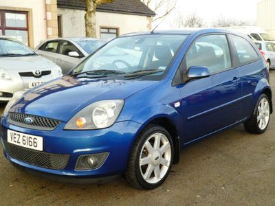 Ford Fiesta Hatchback 1.4 TDCi Zetec Blue Edition 3dr
