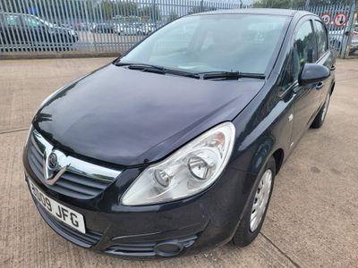 Vauxhall Corsa Hatchback 1.2 i 16v Life 5dr