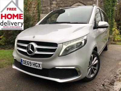 Mercedes-Benz V Class MPV 2.0 V300d Sport G-Tronic+ (s/s) 5dr 8 Seat XLWB