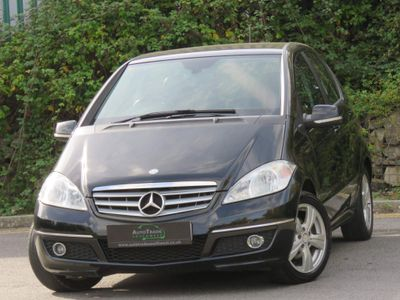 Mercedes-Benz A Class Hatchback 1.5 A160 BlueEFFICIENCY Avantgarde SE 5dr