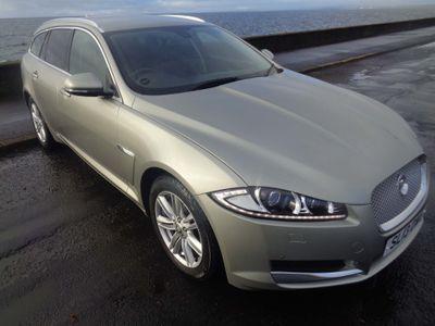 Jaguar XF Estate 2.2 TD Luxury Sportbrake (s/s) 5dr