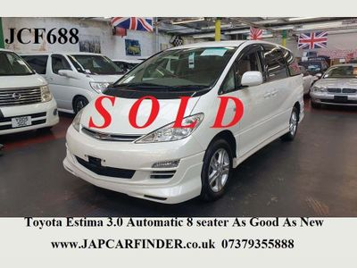 Toyota Estima MPV 3.0 G Edition as good as new