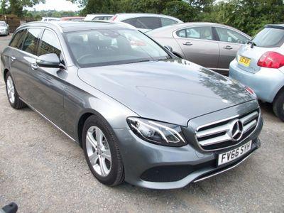 Mercedes-Benz E Class Estate 2.0 E220d SE (Premium) G-Tronic+ (s/s) 5dr