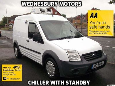Ford Transit Connect Panel Van 1.8TDCI LWB Refrigerated van 5 Doors