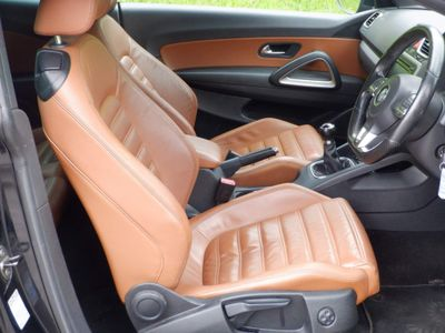 Volkswagen Scirocco Hatchback 2.0 TDI CR GT 3dr