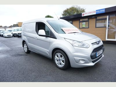 Ford Transit Connect Panel Van 1.5 EcoBlue 200 L1 Limited FWD 5dr