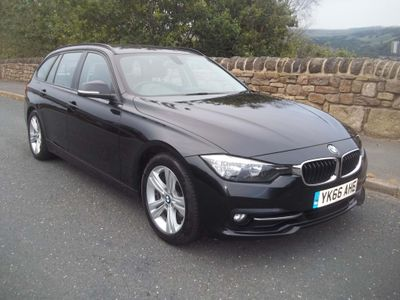 BMW 3 Series Estate 2.0 320d ED Sport Touring (s/s) 5dr