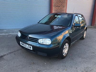 Volkswagen Golf Hatchback 1.4 E 5dr