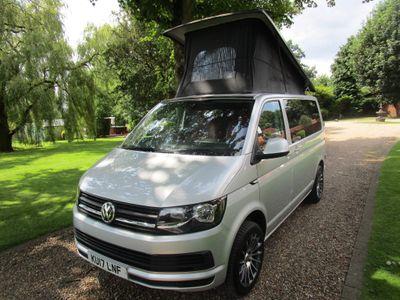 Volkswagen T6 Campervan Campervan